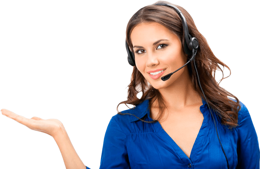 Customer support clerk for budget requests, questions and more information